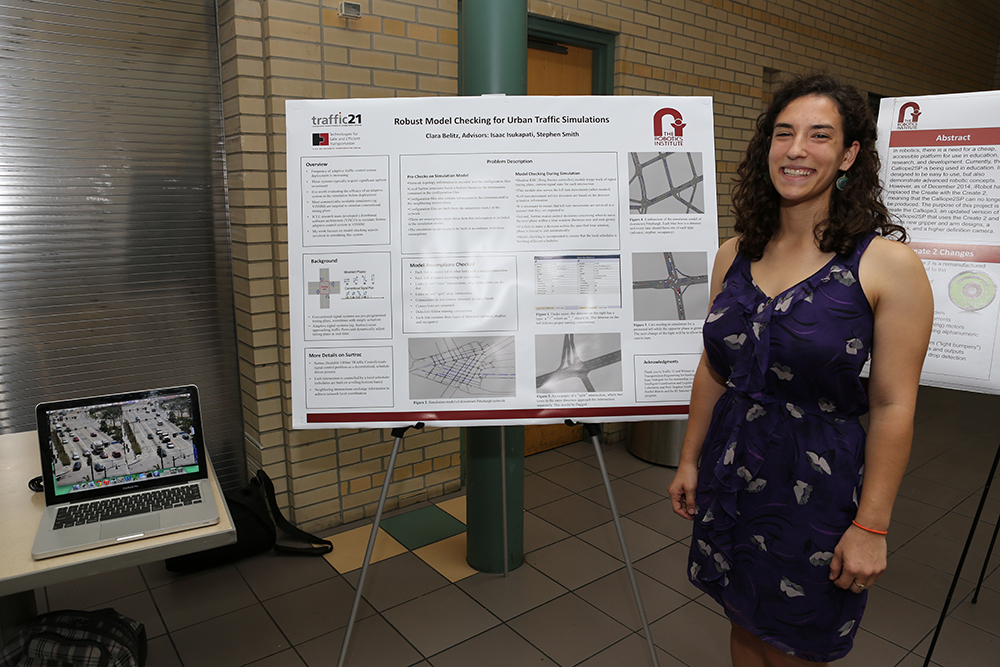 2015 Posters Robotics Institute Summer Scholars Riss