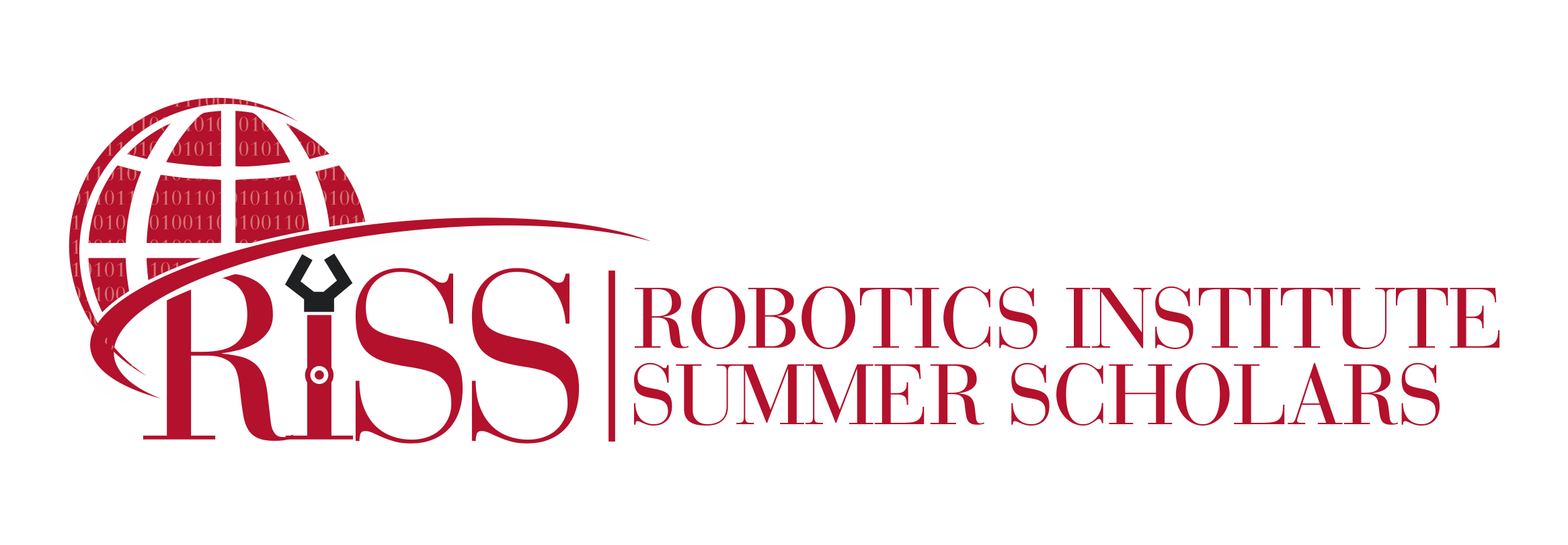 Robotics Institute Summer Scholars (RISS) Retina Logo