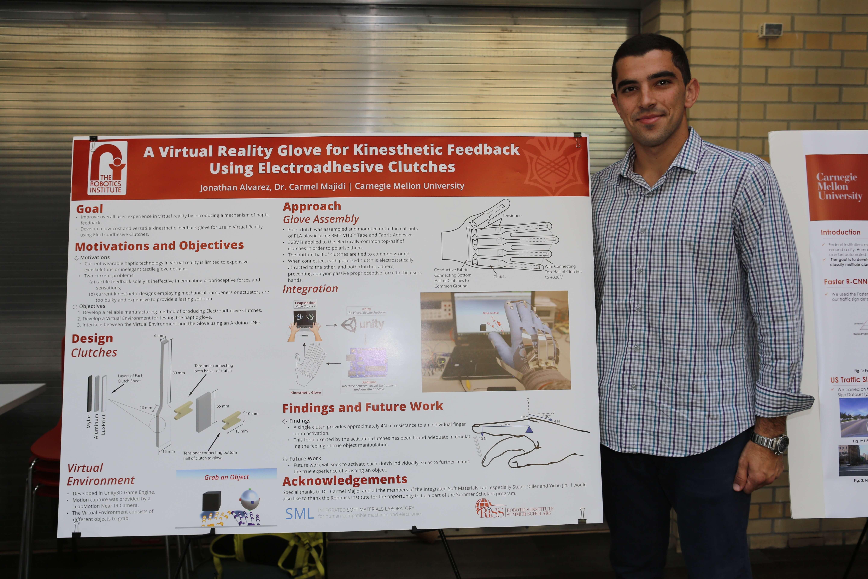 2017 Posters Robotics Institute Summer Scholars Riss