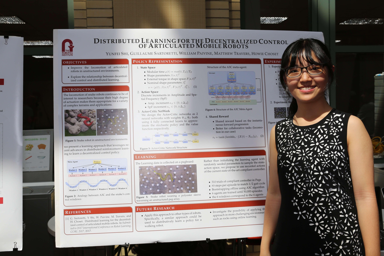 2017 Posters – Robotics Institute Summer Scholars (RISS)